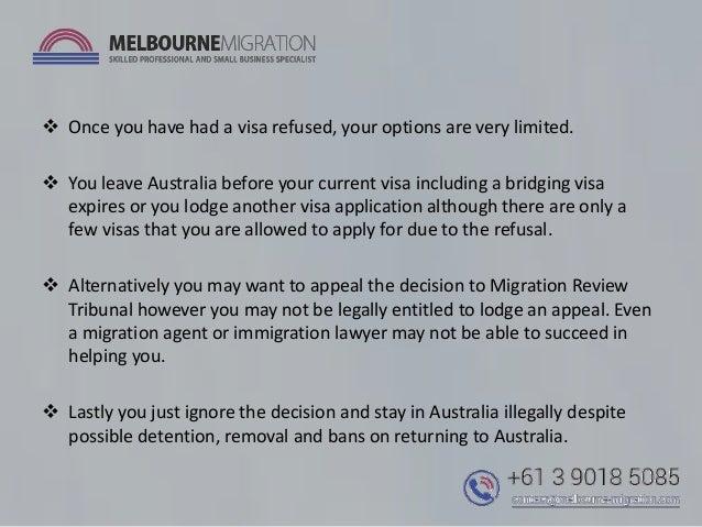 australia visa application incorrect misleading incomplete
