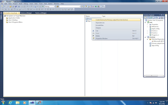 how to make my application an exe in eclipse