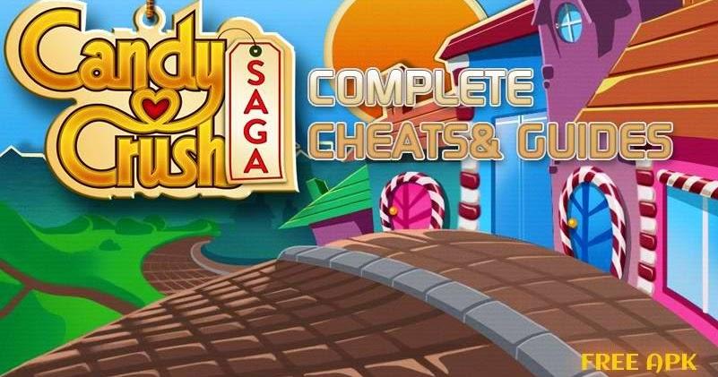 candy crush saga android application