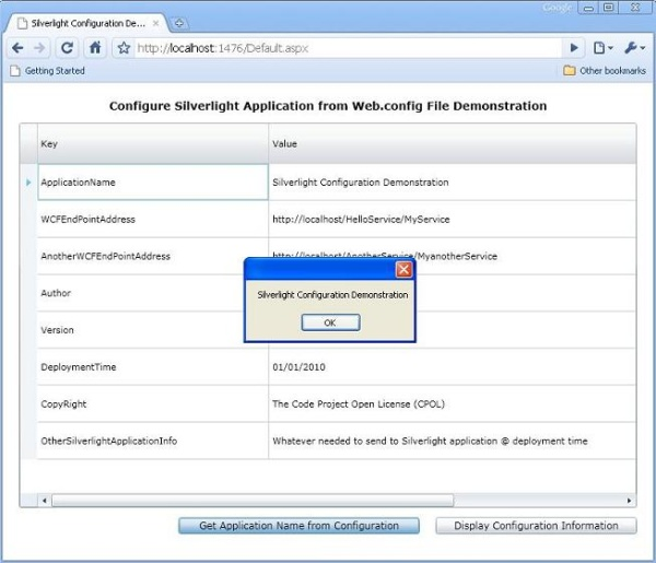 is web.config file is mandatory to run the web application