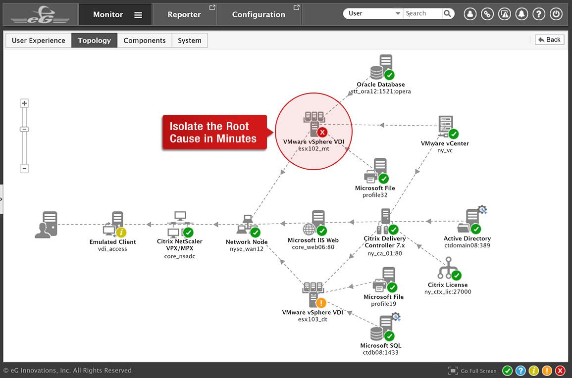 biztalk application insights named database problem