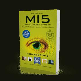 intelligence officer mi5 application process