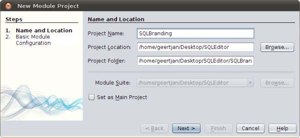 t sql create managed application module