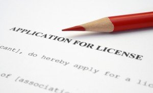 liquor licence application one gov
