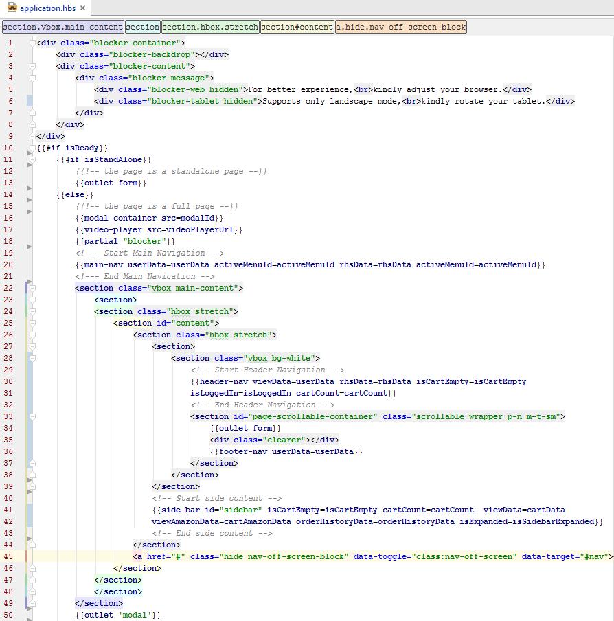 latest in web application development