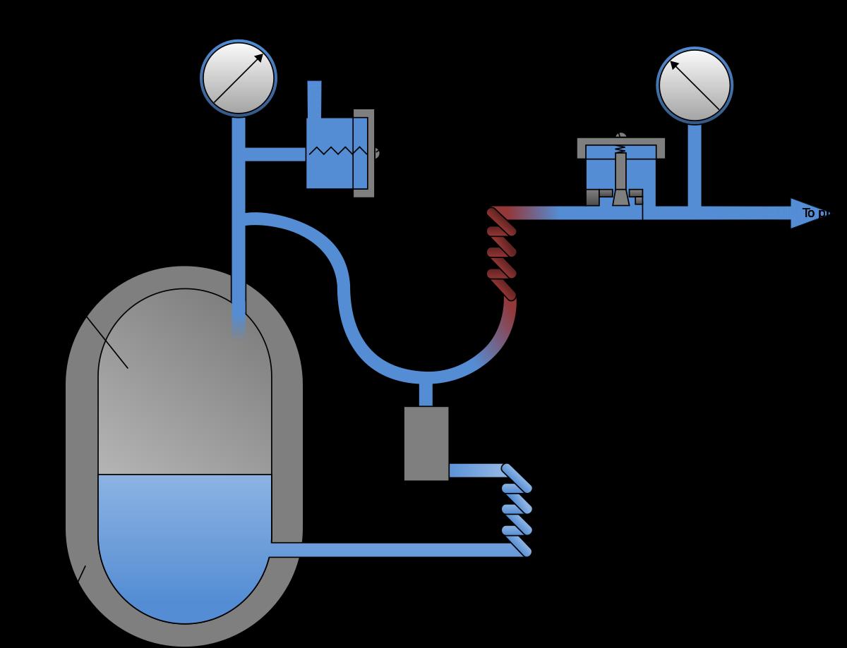 application of flash distillation in industry