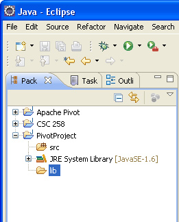 create java desktop application full example