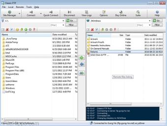 free ftp server application windows