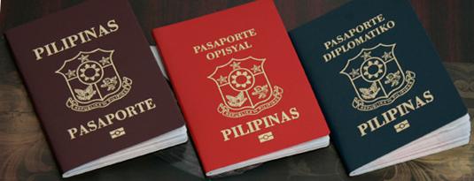 philippine passport application when passport is full