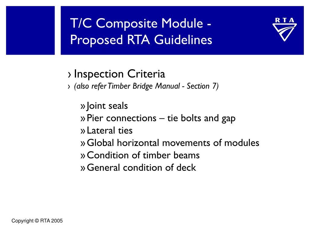 application of timber concrete composite