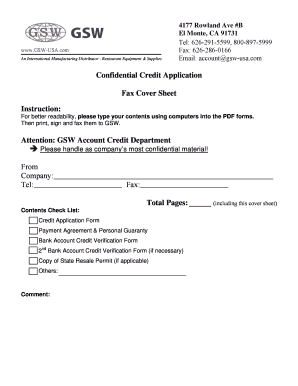 adf application form cover sheet
