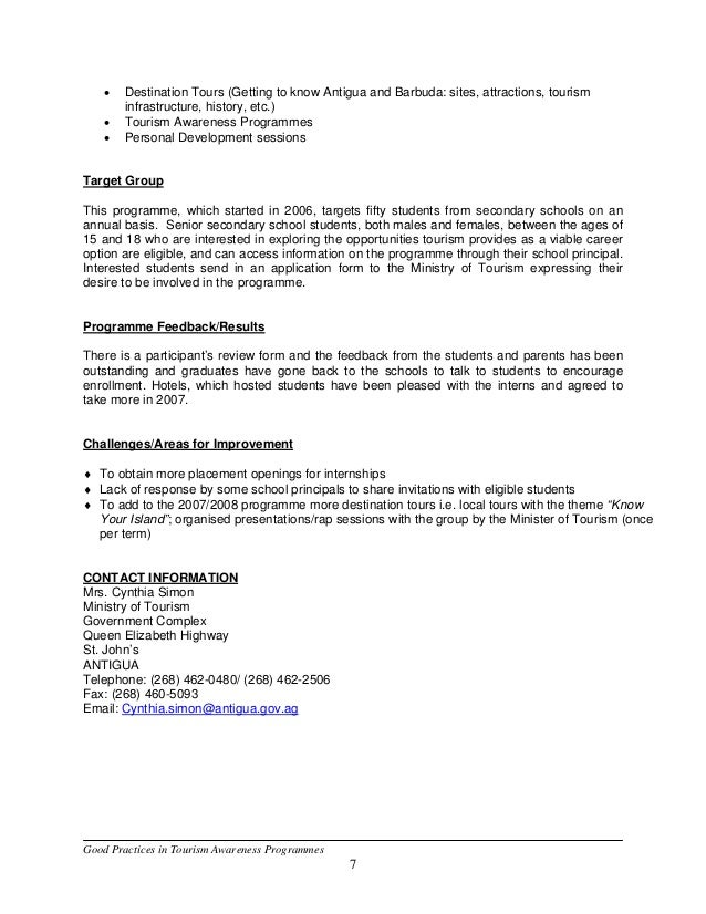 antigua and barbuda hospitality training institute application form