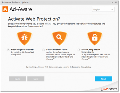 application avast free mobile security
