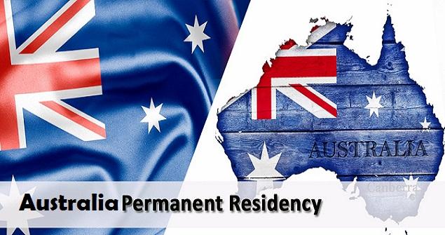 australia permanent residency visa continue application