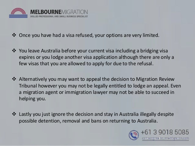 australia visa application incorrect misleading incomplete