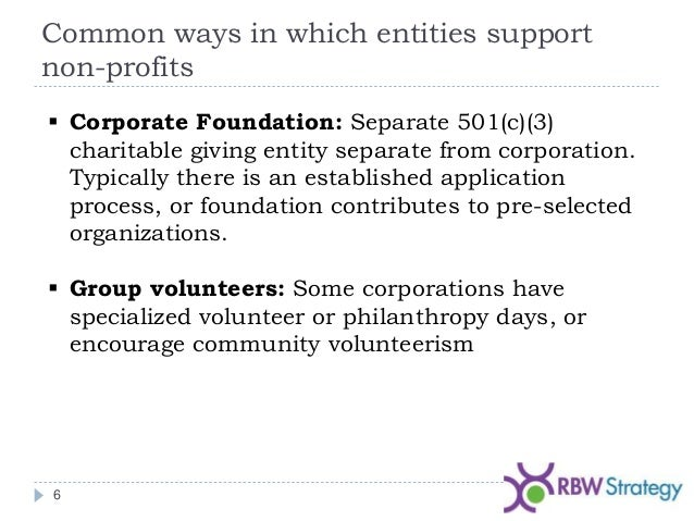 charitable companies application corporations act