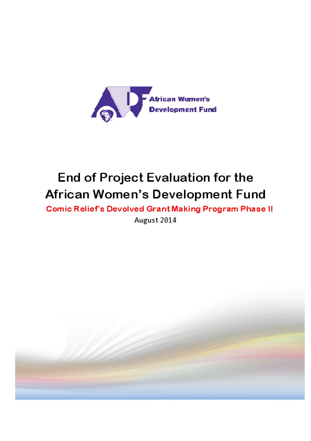 application for capability development grant