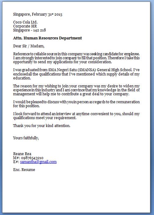 sample cover letter for student visa application uk