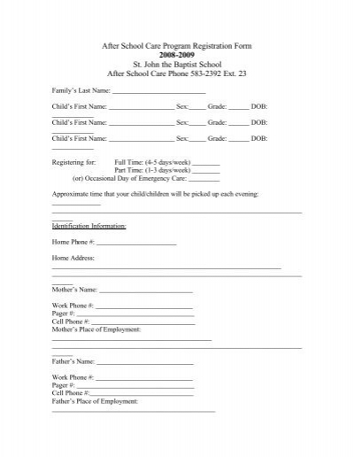 home care application form hse