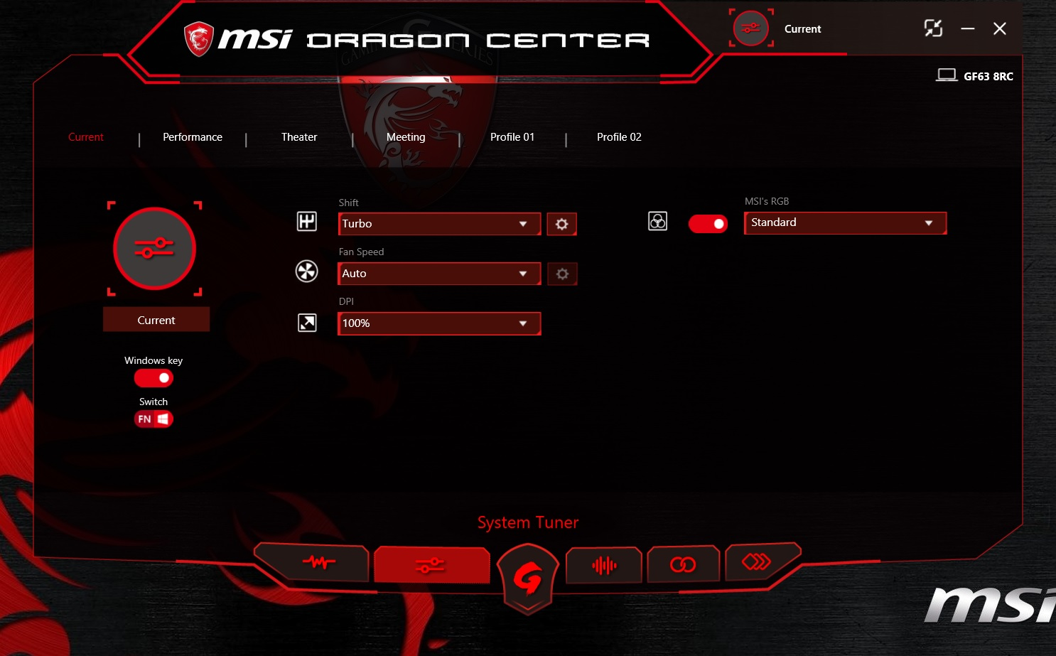how to get the msi for any application