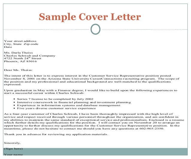 is application letter the same as a cover letter