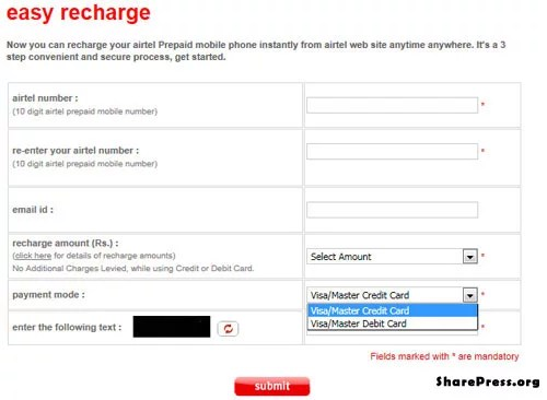 office works recharge card application