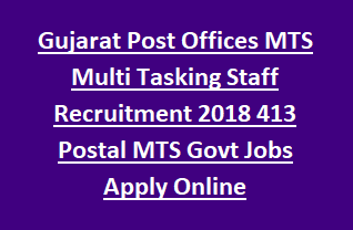 online application for post office recruitment