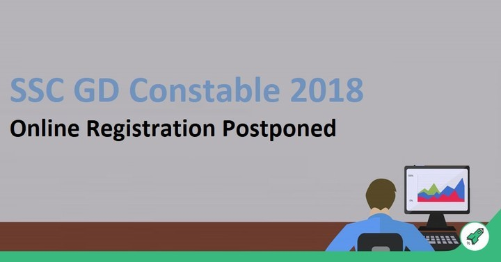 ssc cpo online application form 2018
