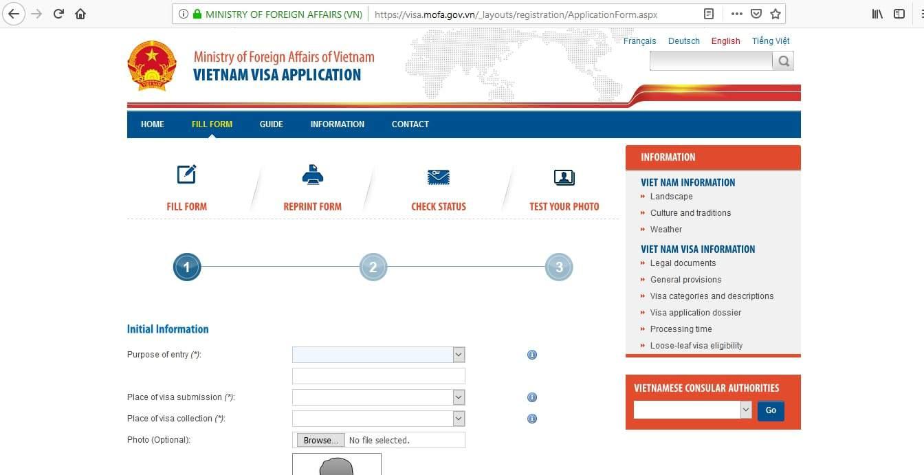 vietnam visa application form download in malaysia