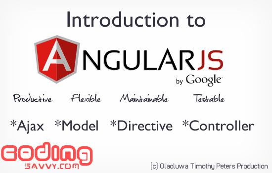 web application framework angularjs mobile and desktop