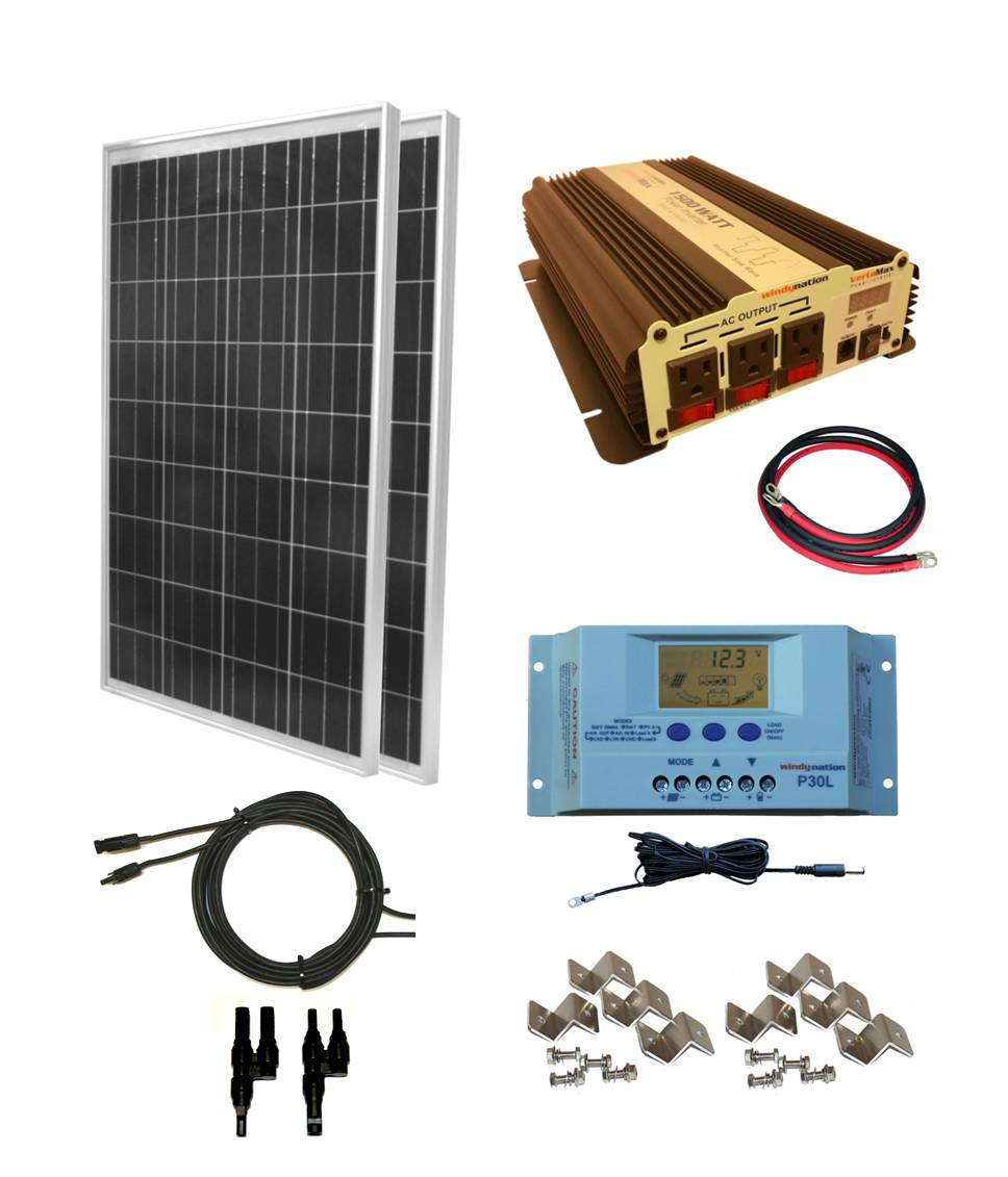what inverters are applicable for battery power solar